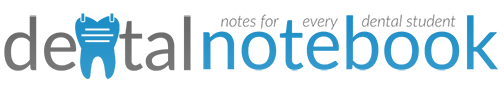dentalnotebook - notes for every dental student